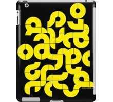 yellooow iPad Case/Skin