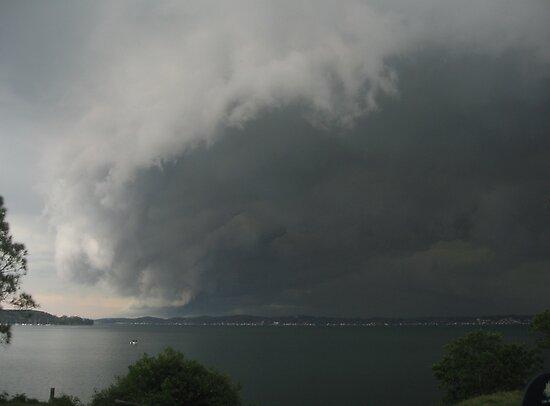 Storm Cloud by Cheryl Parkes