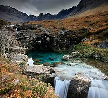 The Fairy Pools : Isle of Skye  by Angie Latham
