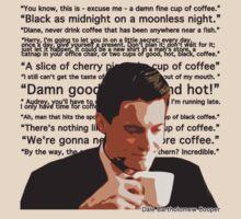 Agent Cooper - Coffee T-Shirt