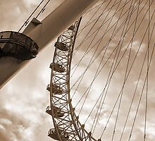 London Eye by nicholaspr
