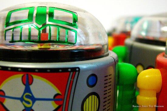art robot 1 by Bob Frassinetti