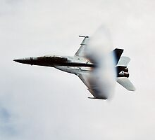 F18 high speed pass. by Mark Weaver