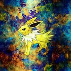 Jolteon by sazzed