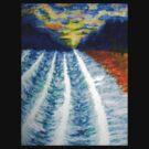 Waves by George Hunter