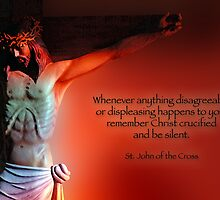 Remember Christ Crucified by Bonnie T.  Barry