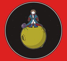 Spaceboy on Asteroid [Big] Kids Clothes