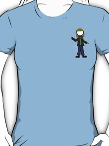 A Girl Who Knows [Small] T-Shirt