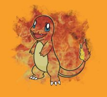 Charmander - Pokèmon  by alwaid