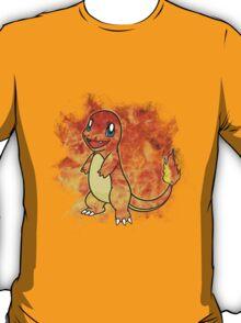Charmander - Pokèmon  T-Shirt