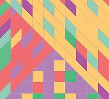 Geometric Slant by rachelbarnhart
