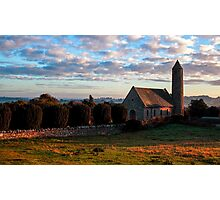 St. Patrick and Saul Church Photographic Print