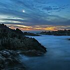 Canal Rocks by Sekans