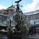 Hornsby Fountain by KazM