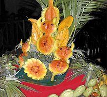 Devil Fruits by Carole Boudreau