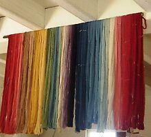 Yarn Rainbow by clizzio