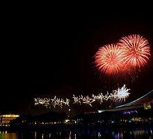 Singapore National Stadium by hancheng