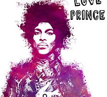 Keep calm and love Prince by JBJart