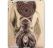 between heaven and earth iPad Case/Skin