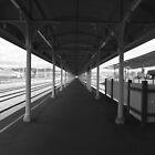 Albury Train Station. by stackerzling