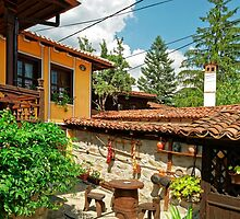 Traditional house in Koprivshtitsa, Bulgaria # 3 by atomov