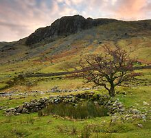 Hind Crag by Rich Gale