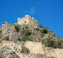 Zahara Castle Spain by jacqi