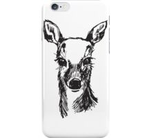 Oh Dear, Deer iPhone Case/Skin
