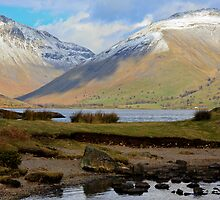 Wastwater Lake by Nigel Donald