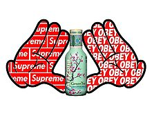 Obey the Supreme Arizona by Anthony Heo