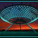 Lancashire Panopticon Halo by Shaun Whiteman