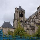 Cathédrale Saint-Étienne de Bourges by Peter Reid