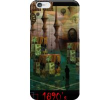 1890's iPhone Case/Skin
