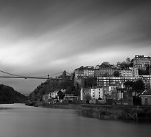 Cliffton suspension bridge by igotmeacanon