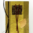 Asian Handmade Greeting Card by Carol Fountain Nix