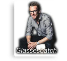 GlassesBatch Canvas Print