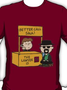 Better Call Saul, Breaking Bad T-Shirt