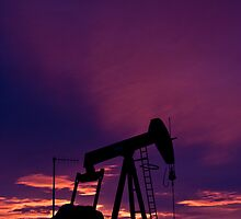 Oil Patch #2 by peaceofthenorth