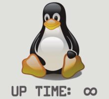 Linux - Uptime Infinity by brzt