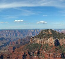 Grand Canyon Northern Rim by Troy Dodds