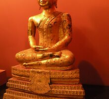 Buddha in Ohio by lindybird