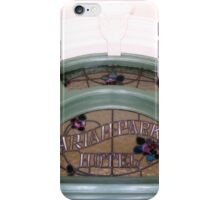 Ariah Park Hotel iPhone Case/Skin
