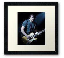"""JOSH """"PARAMORE"""" Framed Print"""