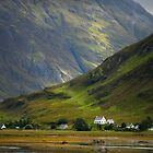 In the highlands, in the country places by Dohmnuill
