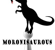 Moronisaurous by tinymystic