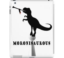 Moronisaurous iPad Case/Skin