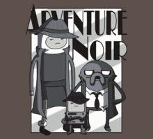 Adventure Noir by Sarah Mokrzycki