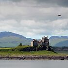 Duart Castle by Mark Holderness