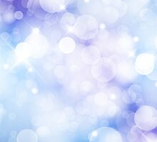Blue abstract background. by NBeauty