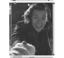 Harry night changes iPad Case/Skin